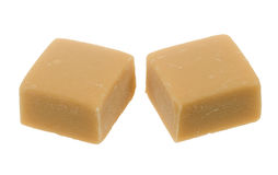 Caramel toffee candy Royalty Free Stock Photography