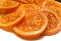 Caramelized oranges Royalty Free Stock Image