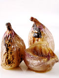 Caramelized shallots Stock Photography