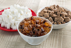 Caramelized sugar Stock Photos