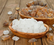 Caramelized sugar Royalty Free Stock Photography