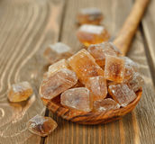 Caramelized sugar Royalty Free Stock Images