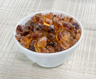 Caramelized sugar Stock Photography