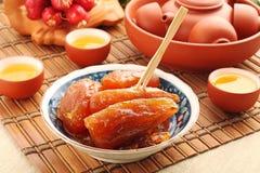 Caramelized Sweet Potato Royalty Free Stock Image