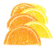 Caramella della frutta Fotografia Stock Libera da Diritti