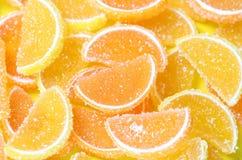 Caramella della frutta immagini stock