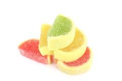 Caramella della gelatina Fotografie Stock