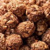 Caramella della pralina del cioccolato Immagine Stock Libera da Diritti