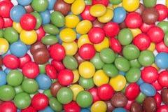 Caramella di cioccolato Fotografia Stock Libera da Diritti