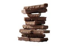 Caramella di cioccolato Immagine Stock