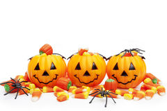 Caramella di Halloween Immagine Stock Libera da Diritti