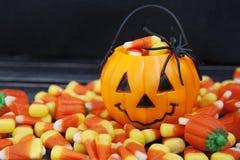 Caramella di Halloween Immagine Stock