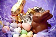 Caramella di Pasqua Fotografia Stock