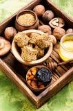 Caramella dietetica per immunità immagini stock