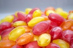 Caramella dolce variopinta Immagine Stock
