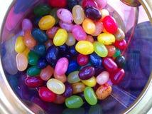 Caramella dolce variopinta Fotografia Stock