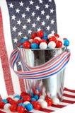 Caramella gommosa della palla Fotografie Stock Libere da Diritti