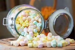 Caramella gommosa e molle Fotografie Stock