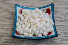 Caramella gommosa e molle su un piatto Immagine Stock