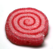 Caramella rivestita dello zucchero fotografie stock libere da diritti