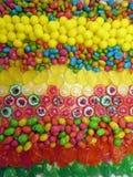 Caramella variopinta Fotografia Stock Libera da Diritti