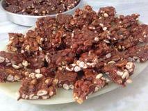 Caramelle dell'arachide Fotografia Stock Libera da Diritti