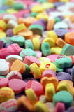 Caramelle dell'innamorato Fotografia Stock