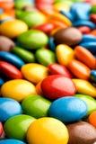Caramelle di cioccolato Fotografia Stock