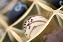 Caramelle di cioccolato Immagini Stock