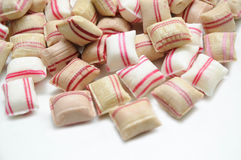 Caramelle di menta peperita Handmade. Fotografia Stock