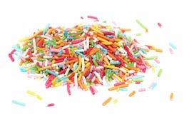 Caramelle di zucchero Immagine Stock