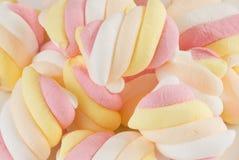Caramelle gommosa e molle Immagine Stock