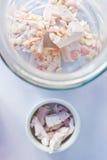 Caramelle gommosa e molle gastronomiche Fotografia Stock Libera da Diritti