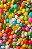 Caramelle rotonde multicolori Immagine Stock Libera da Diritti