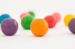 Caramelle variopinte dolci 6 Fotografia Stock Libera da Diritti