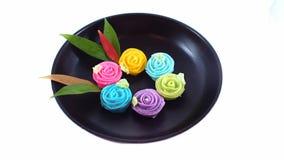 Caramelo Aalaw color de rosa Imagenes de archivo