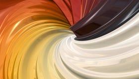 Caramelo abstrato fundo colorido ilustração do vetor