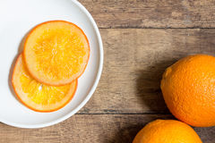 Caramelo anaranjado fotografía de archivo libre de regalías