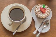 Caramelo, café Imagenes de archivo