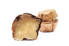 Caramelo chino del pudín en cesta Fotos de archivo