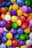 Caramelo coloreado Imágenes de archivo libres de regalías