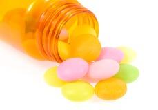 Caramelo-coloreado Imagen de archivo libre de regalías