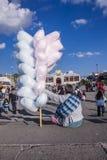 Caramelo de algodón, Toluca Imagenes de archivo