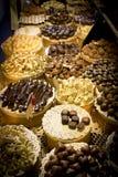 Caramelo de chocolate Imagenes de archivo