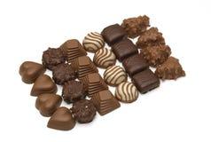 Caramelo de chocolate Fotografía de archivo libre de regalías