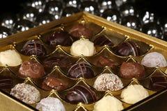 Caramelo de chocolate Foto de archivo libre de regalías
