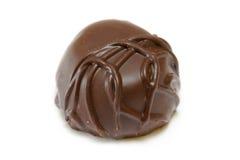 Caramelo de chocolate oscuro Imagen de archivo