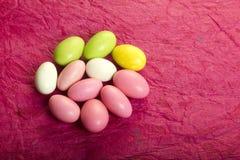 Caramelo de la almendra Imagen de archivo