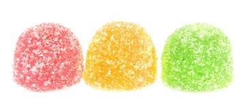 Caramelo de la fruta Imagen de archivo libre de regalías