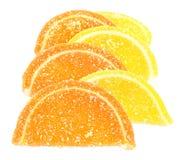 Caramelo de la fruta Foto de archivo libre de regalías